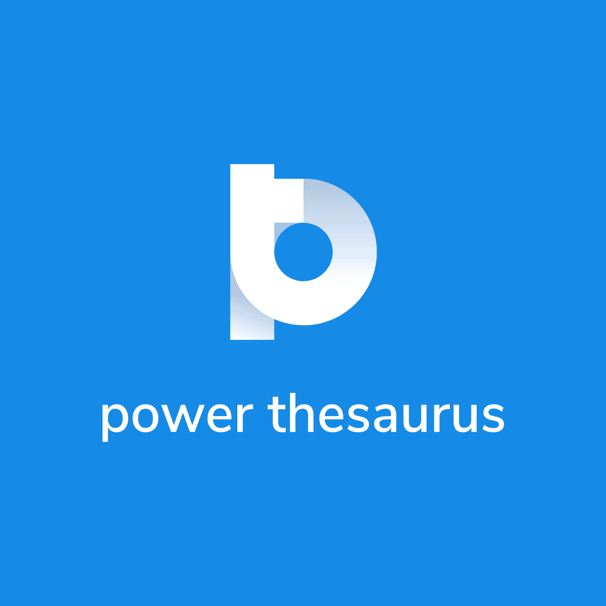 www.powerthesaurus.org